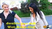 kaetzchen75 – double pee mit wet-baby-girl