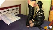 bondageangel – Lady in black, Teil eins: Bondage Sex