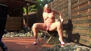 RosellaExtrem – Outdoor-Naked-Pinkelpause!