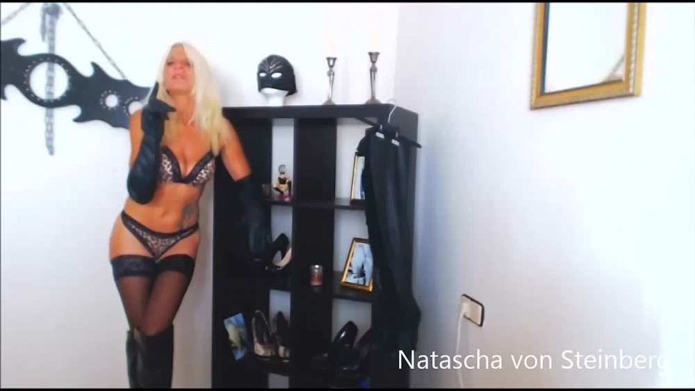 NataschaVonSteinberg in Dirty Talk-Sex mit 2 Frauen